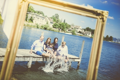 Familien Shooting in Richterswil am Zürichsee